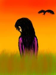 The Girl by AiAkitaAnima