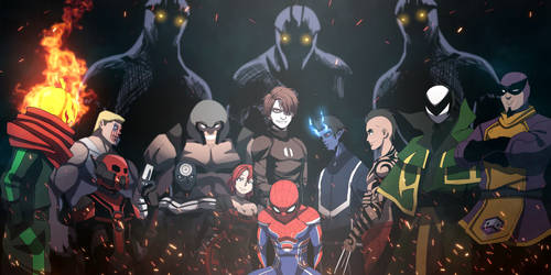League of Villains (Marvel Edition) by DuckLordEthan