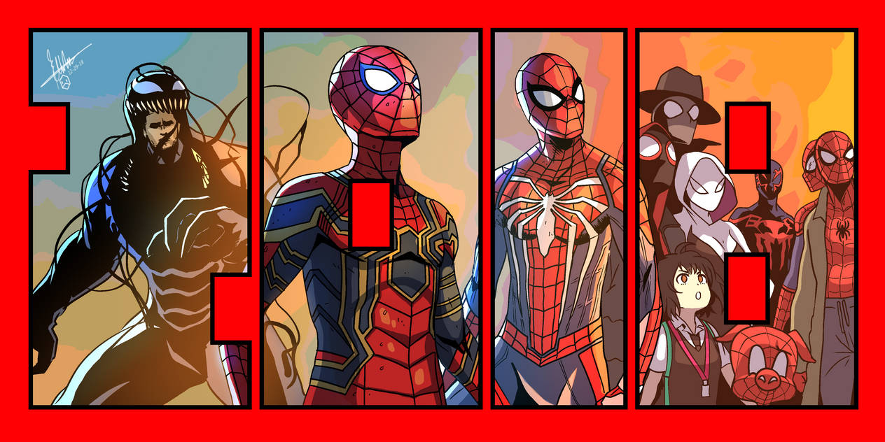 year of spider man by ducklordethan on deviantart