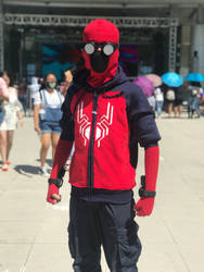 Spider-man Cosplay by DuckLordEthan