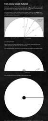 Full-Circle Cloak Tutorial by ti-DESIGN