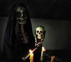 DeathGoddess2 by KOREEE