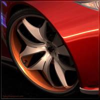 Concept - Wheel by 3DnuTTa