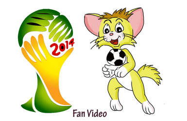 World cup 2014 fan intro by Rangertamer