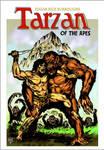 Edgar Rice Burroughs Tarzan by masuros
