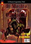 The Monster in the Chapel Cover by masuros