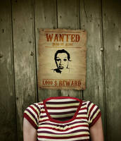 Wanted by Alexandre-Bordereau