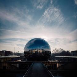 La Geode by Alexandre-Bordereau
