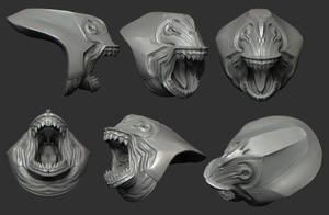 Alien 5 by mojette