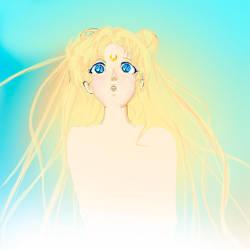 Usagi Tsukino Sailor Moon by ovod