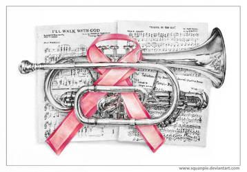 That Pink Ribbon by squanpie