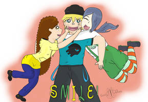 Smile by Goody-II-Shoes