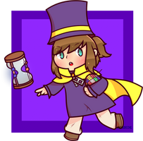 hat kid by pkpudding