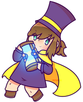 its not my glass, its hourglass by pkpudding