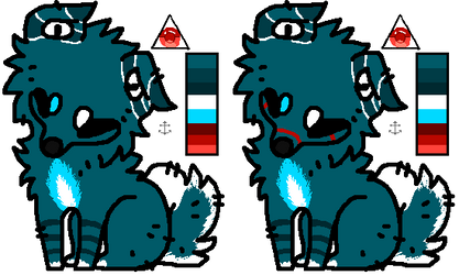 Ice Fire Adopt - SOLD by RadioactivePills