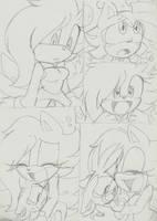 Gift: Mini Comic: by Narcotize-Nagini