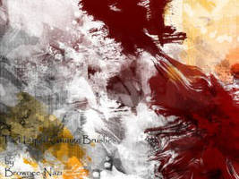 Part Liquid Grunge Brushes by blitherjust