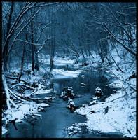Helmsburg creek by harrietsfriend