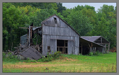 Barn, natural. 800-2590, with story, a series. by harrietsfriend