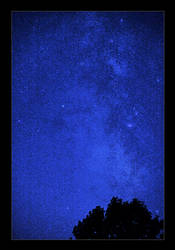 Night Sky. 800-1917, with story by harrietsfriend
