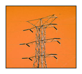 Electric tower. DSCN4266, with story by harrietsfriend
