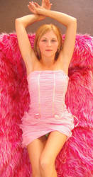 Erin - Pink Dress by hardhouse