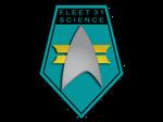 Fleet 31 Shield SCIENCE by ZanderYurami