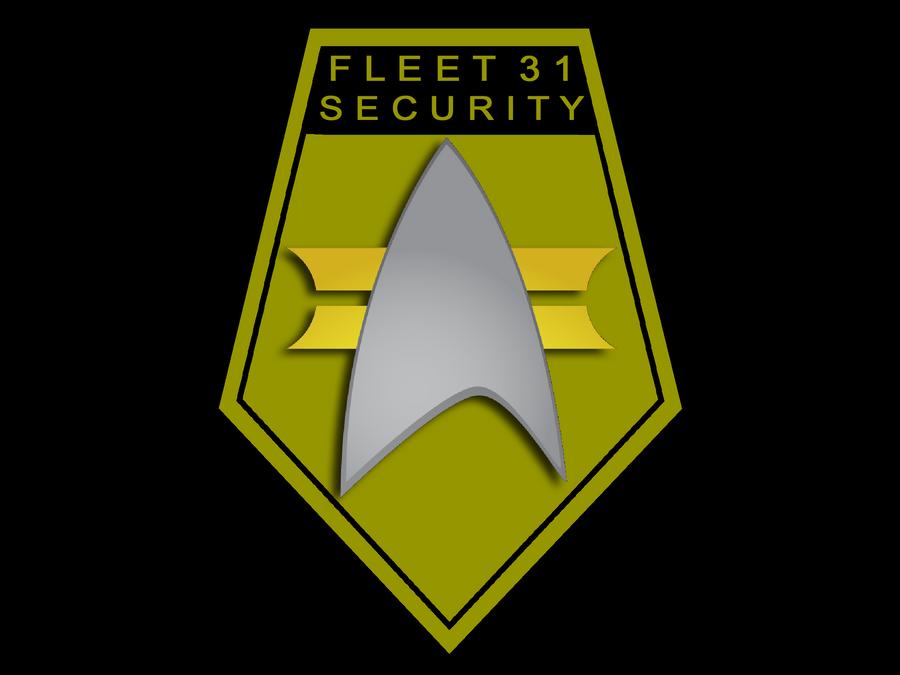 Fleet 31 Shield SECURITY by ZanderYurami