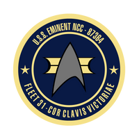 USS Eminent Seal STYLIZED by ZanderYurami