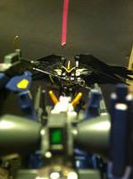 Gundam KyouFu VS Build Gundam MKII by ZanderYurami
