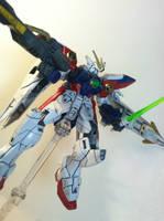 1/144 HGAC XXXG-00W0 Wing Gundam Zero by ZanderYurami