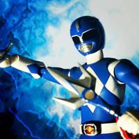 Blue Zyuranger, Dan! by ZanderYurami