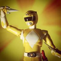 Yellow Zyuranger, Boi by ZanderYurami
