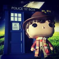 4th Doctor by ZanderYurami