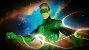 Green Lantern Of Sector 2814 by ZanderYurami