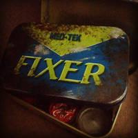 Fixer by ZanderYurami