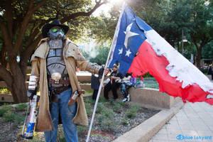 Texas Commonwealth Ranger by ZanderYurami