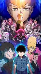 Mobpsycho100 anime Episode 10 by aoki6311