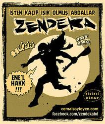 ZENDEKA sticker by cemalsoyleyen