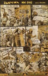 zendeka : abdal musa strip by cemalsoyleyen