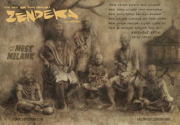 zendeka : qalandars or malangs by cemalsoyleyen
