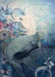 Mermaid by K-Hiroko