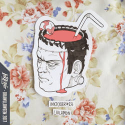 Juicy/ Frankenstein by Lailamon