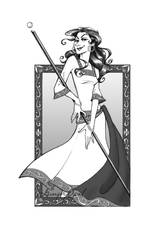 Loknich Black and White by GingerOpal