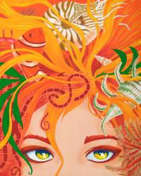 Mermaid Hair by GingerOpal
