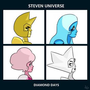 DIAMOND DAYS by meep--morp