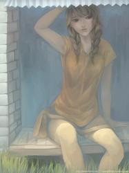 180713 Summer Heat by siiju