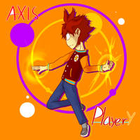 Axis / PlayerY by SugarRatio
