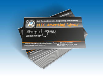 Business Card by ClearnessVision