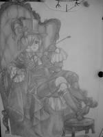 Kuroshitsuji: Ciel Phantomhive by Ayu999pl